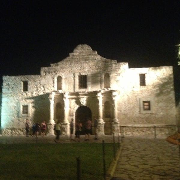 Photo taken at The Alamo by Joseph R. on 7/3/2013
