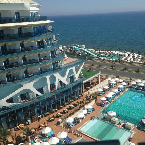 6/22/2013 tarihinde Ceren G.ziyaretçi tarafından Vikingen Infinity Resort Hotel & Spa'de çekilen fotoğraf