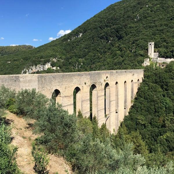Photo taken at Ponte Delle Torri by Matteo G. on 7/19/2016