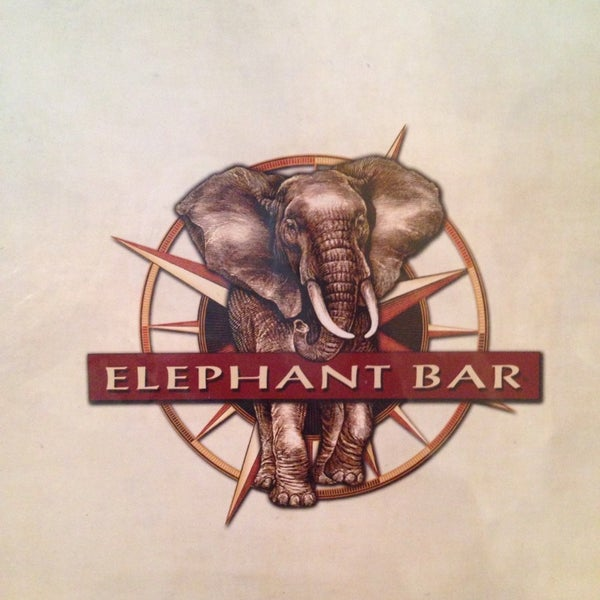Photo taken at Elephant Bar by AprilRegie S. on 2/25/2014