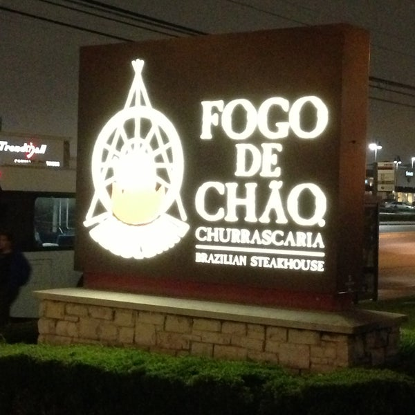 Photo taken at Fogo de Chao Brazilian Steakhouse by Ghanim A. on 4/17/2013