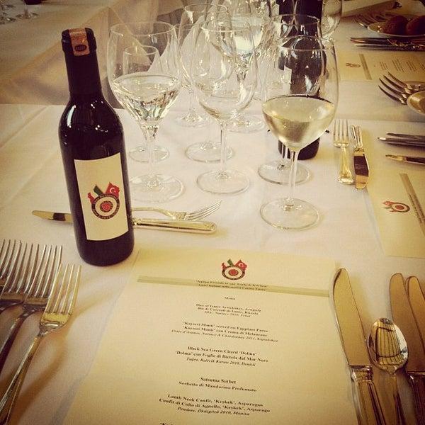6/2/2012 tarihinde Burcak Y.ziyaretçi tarafından Şans Restaurant'de çekilen fotoğraf