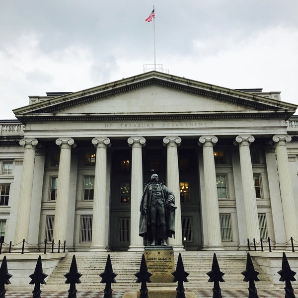 Photo taken at US Department of the Treasury by Biz T. on 7/27/2017
