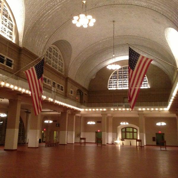 Ellis Island Audio Tour