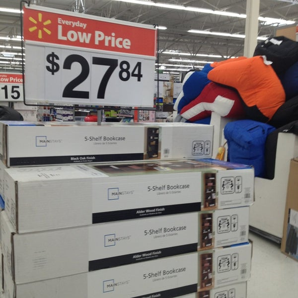 Photo taken at Walmart by Shadow P. on 4/12/2013
