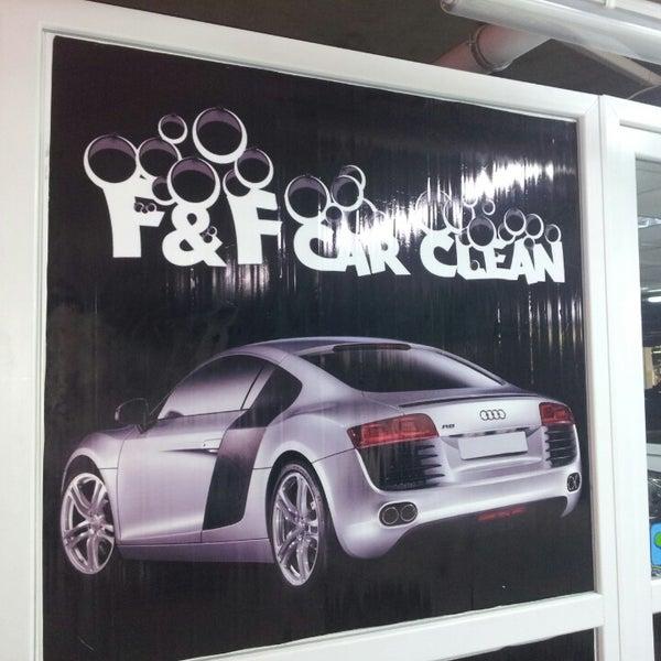 3/10/2013 tarihinde Mehmet Ali D.ziyaretçi tarafından F&F Car Clean'de çekilen fotoğraf