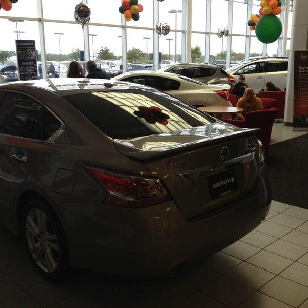 Autonation Nissan Katy >> AutoNation Nissan Katy - Auto Dealership in Katy Mills
