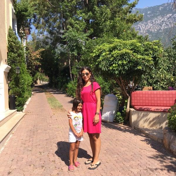 8/6/2017 tarihinde Osman Ç.ziyaretçi tarafından Paradise Garden Butik Hotel'de çekilen fotoğraf