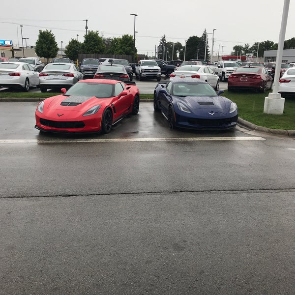 Photo Taken At Ed Martin Chevrolet Cadillac Toyota By Joe G. On 7/5