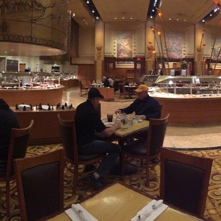 The d casino buffet