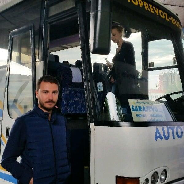 Photo taken at Autobusna stanica by Hüseyin D. on 5/21/2017