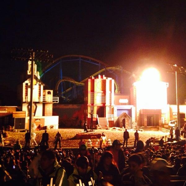 Photo taken at Six Flags México by Ferch M. on 10/27/2013
