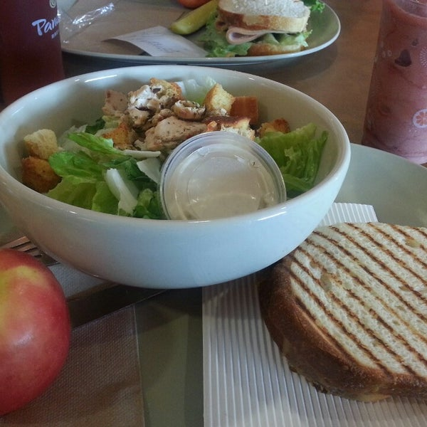 Photo taken at Panera Bread by Perry E. on 8/22/2013