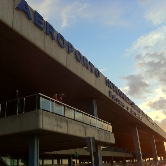 Photo taken at Palermo Airport (PMO) by Hendryk M. on 2/4/2011