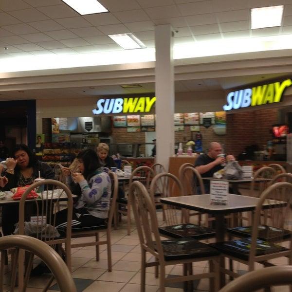 Subway Nex Virginia Beach