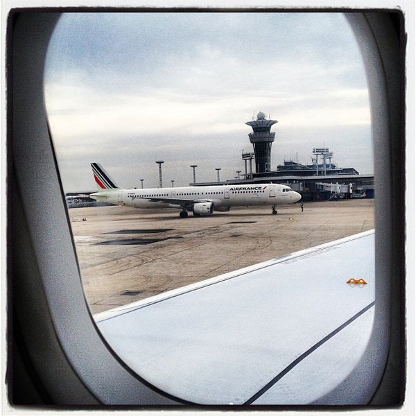 Photo taken at Paris-Orly Airport (ORY) by Arno B. on 3/16/2013