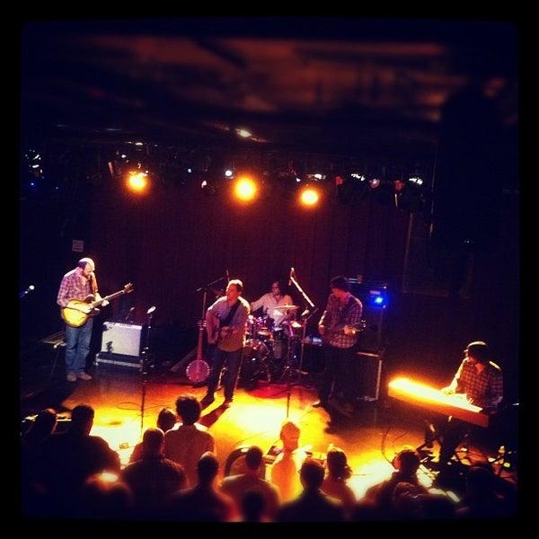 Photo taken at Paradise Rock Club by Liz P. on 10/13/2012