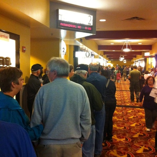 Photo taken at AMC Columbia 14 by Deena D. on 10/25/2012