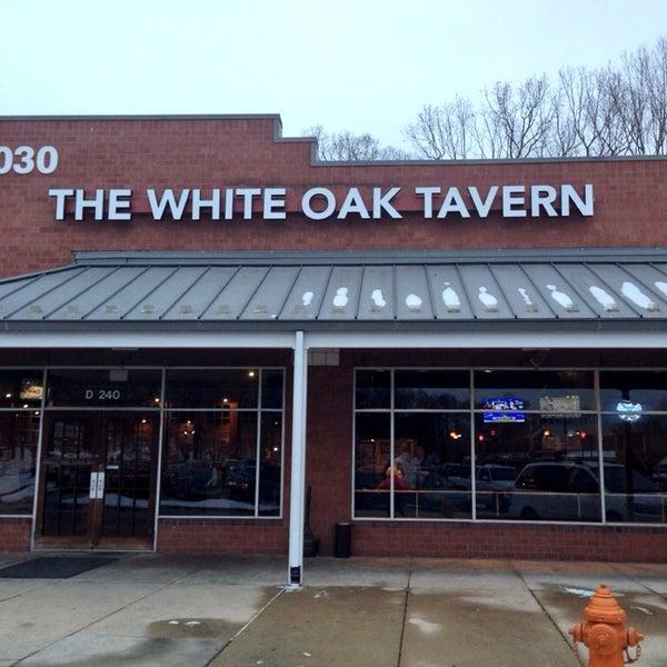 The White Oak Tavern Ellicott City Md