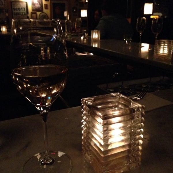 Photo taken at Vanguard Wine Bar by Ashley B. on 2/25/2014