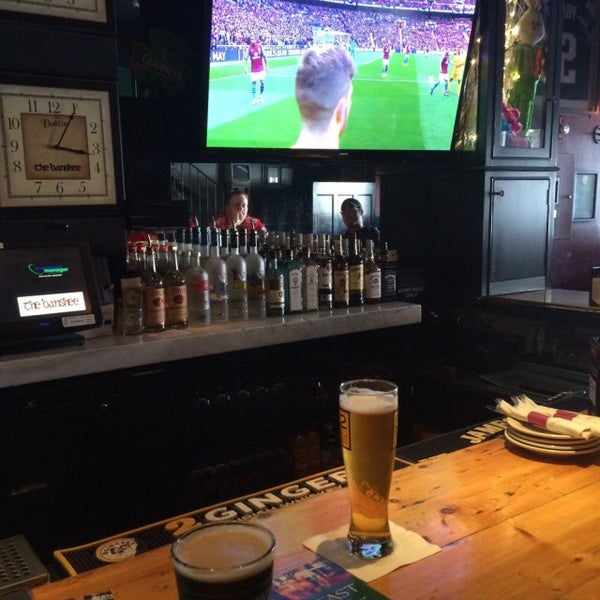 Photo taken at The Banshee Bar by Jason C. on 4/19/2015