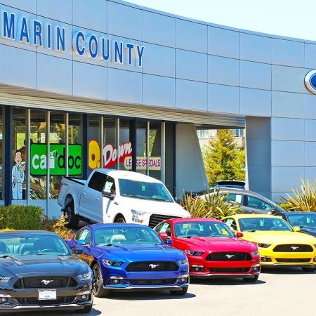 Marin County Ford - 2 tips