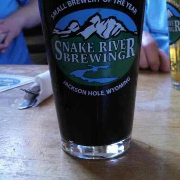 Photo taken at Snake River Brewery & Restaurant by Jim M. on 6/2/2013