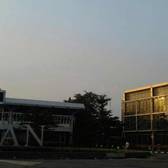 Photo taken at Sekolah Tinggi Akuntansi Negara (STAN) by wahyu z. on 7/21/2013