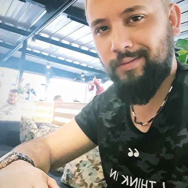 5/1/2018 tarihinde 👑 💲 Mustafa G.ziyaretçi tarafından Gogga Cafe-Restaurant'de çekilen fotoğraf
