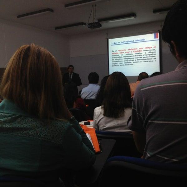 Foto tomada en Universidad Católica del Norte por Pedro T. el 3/26/2013