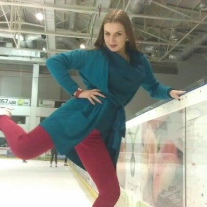 Снимок сделан в Айс Холл / Ice Hall пользователем Катрин П. 11/13/2012