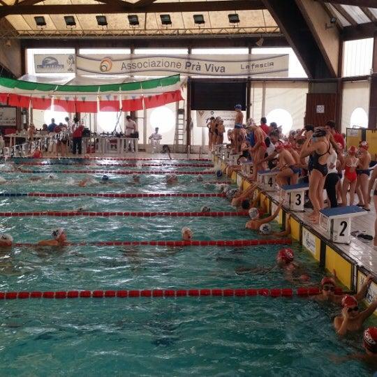 Piscina Aquacenter I Delfini Gs Aragno Pra 39 Genova