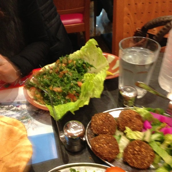 Lebanese Food Marylebone London