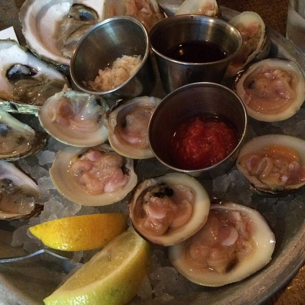 Photo taken at Upstate Craft Beer and Oyster Bar by Anthony U. on 9/3/2015