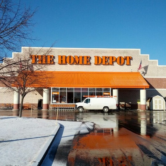 Photo Taken At The Home Depot By Jhevante L On 1 26 2013