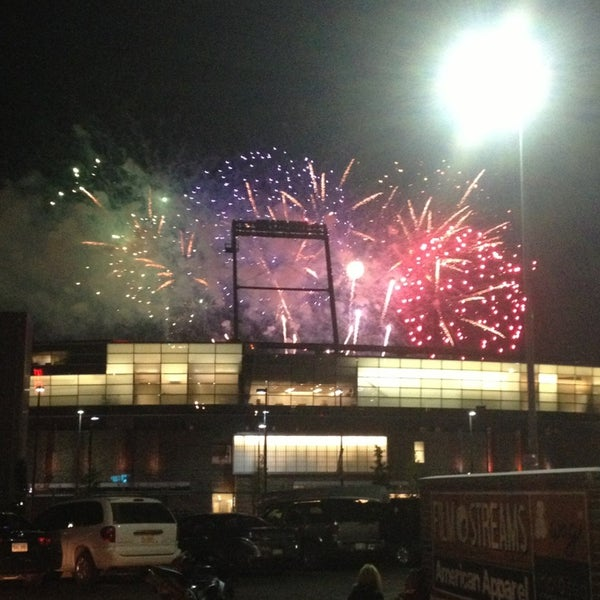 Photo taken at TD Ameritrade Park by Bryant G. on 7/4/2013