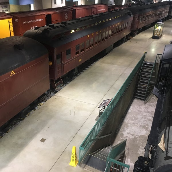 Photo taken at Railroad Museum of Pennsylvania by Rohit G. on 8/11/2017