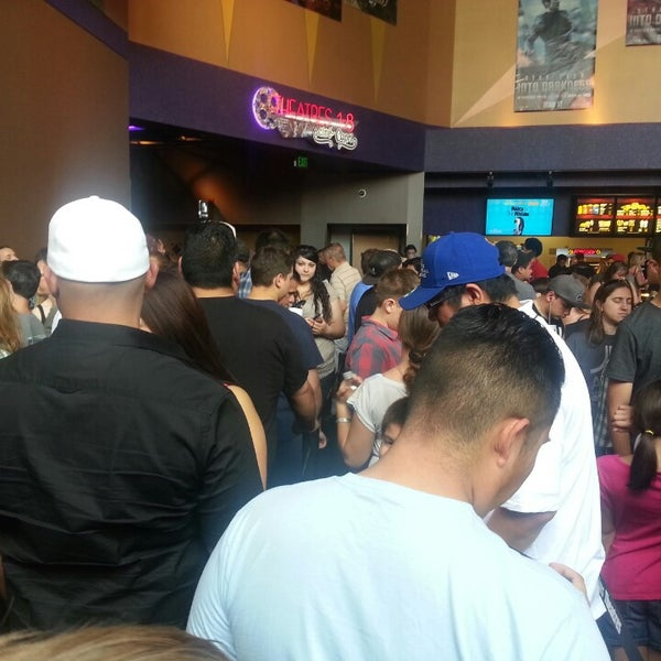 Photo taken at Harkins Theatres Tempe Marketplace 16 by Jack D. on 5/5/2013