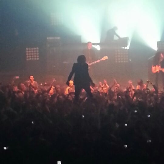 Photo taken at AB Ancienne Belgique by Frederick R. on 2/2/2013