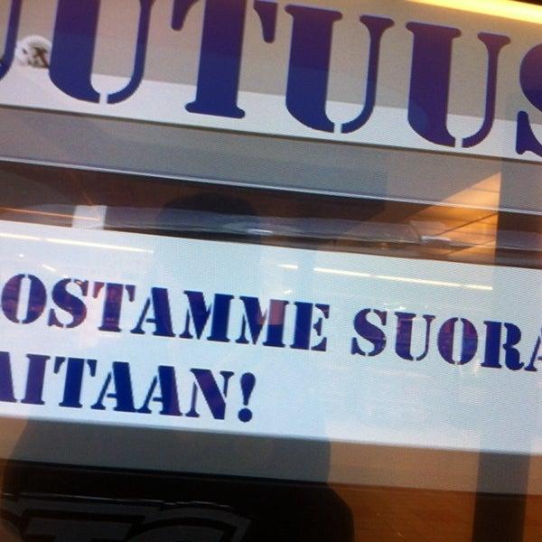 Photo taken at Tullintori by Sakari K. on 5/9/2014