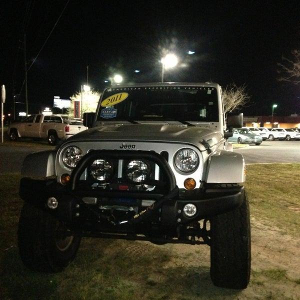 Photo Taken At Lee Chrysler Jeep U0026amp; Dodge By Jake On ...