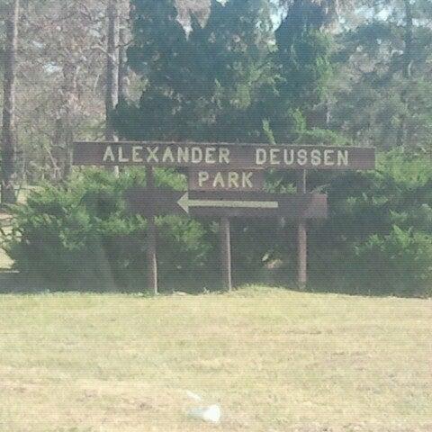 Alexander Deussen Park - Lake Houston - Houston, TX