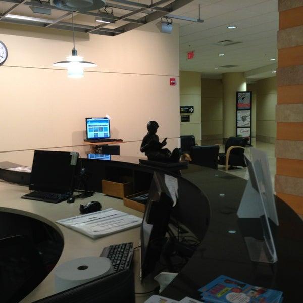 Photo taken at NSU: Alvin Sherman Library by 😼Ellen S. on 8/29/2013