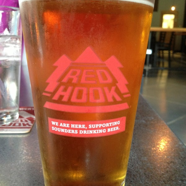 Photo taken at Redhook Brewery by Matthew S. on 5/28/2013