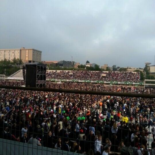 Photo prise au İTÜ Stadyumu par Leyla C. le5/2/2013