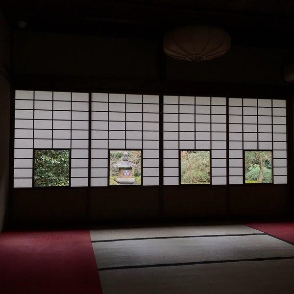 1/19/2018にたれ蔵が瑠璃山 雲龍院で撮った写真