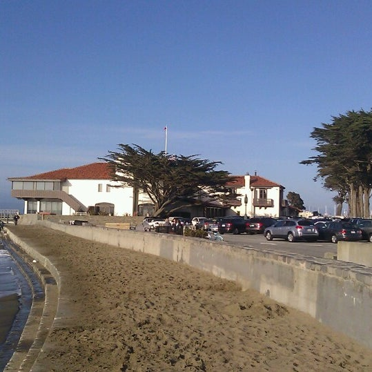 Photo taken at Golden Gate Yacht Club by Rebecca W. on 6/20/2014