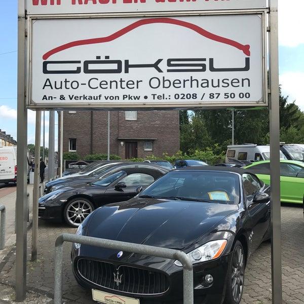 Autohaus Göksu photos at göksu auto center oberhausen oberhausen nordrhein