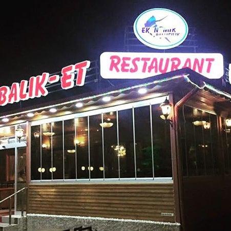 10/14/2015 tarihinde Murat Ç.ziyaretçi tarafından Ekonomik Balık Restaurant Avanos'de çekilen fotoğraf