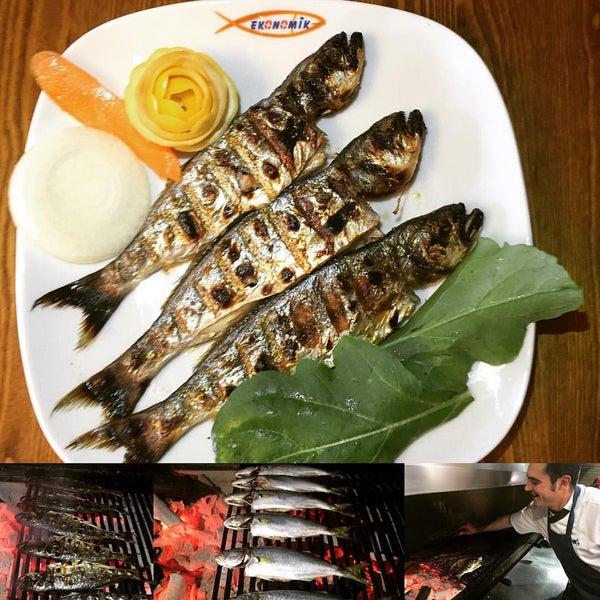 10/12/2015 tarihinde Murat Ç.ziyaretçi tarafından Ekonomik Balık Restaurant Avanos'de çekilen fotoğraf